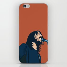 Dave Grohl iPhone Skin