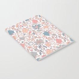 Dreams of Batik Blush Notebook