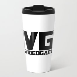 NVGH Logo Metal Travel Mug