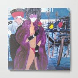 Venice   by Kay Lipton Metal Print