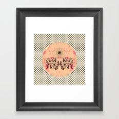 M.D.C.N. vi Framed Art Print