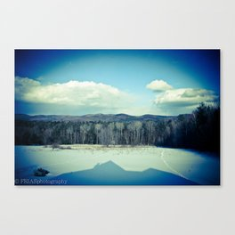 Ludlow VT Canvas Print