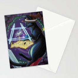 Salem the Summoner Stationery Cards