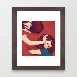 2014-04 Unloved Framed Art Print