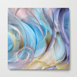Gentle Summer breeze Metal Print