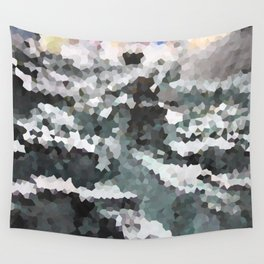 small town Wall Tapestry