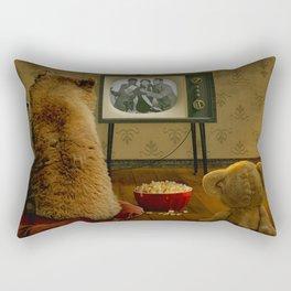 Goldilocks' Revenge Part One Rectangular Pillow