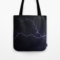 Finger of God Tote Bag
