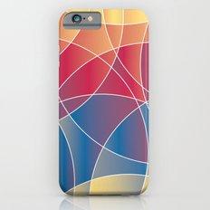 Sunset Curves iPhone 6s Slim Case