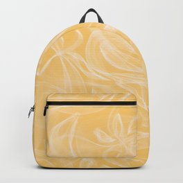 Gold Buttercream with Light Backpack