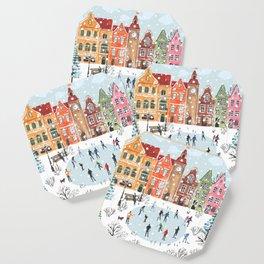winter town Coaster
