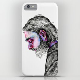 Keaton Henson iPhone Case