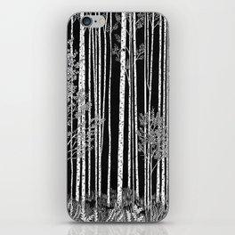 Ode to Ansel II iPhone Skin