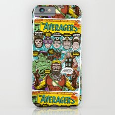 the Averagers iPhone 6 Slim Case