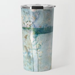 Water Damaged Travel Mug
