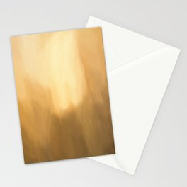 Abstract Beige Shades. Like painted on canvas. Stationery Cards