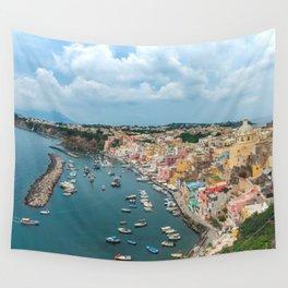 Italy 47 Wall Tapestry