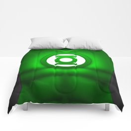 Green Lantern: Superhero Art Comforters