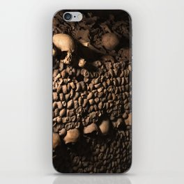 Wall of Souls iPhone Skin