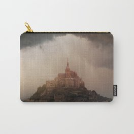 Cloudy afternoon in northern France Carry-All Pouch