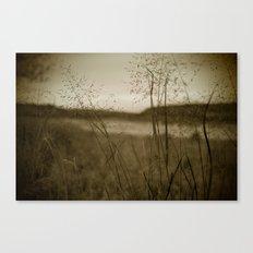 the narrows Canvas Print