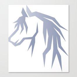 Absract Horse Canvas Print