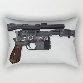 Who Shot First? Rectangular Pillow
