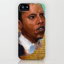 Da Prez iPhone Case