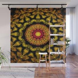 3D Persian Rug Wall Mural