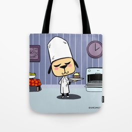 Baking in the Kitchen Tote Bag