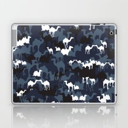 CAMELFLAGE - Special Ops Blue Laptop & iPad Skin
