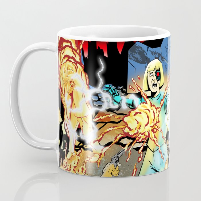 GUEST FROM THE FUTURE Coffee Mug
