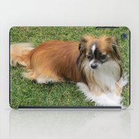 puppy iPad Cases featuring Puppy by Steph Lewis