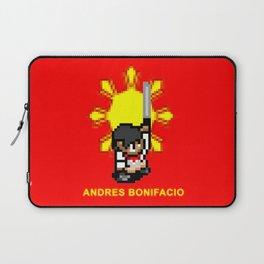 16-bit Andres Bonifacio Laptop Sleeve