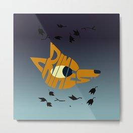 Gregg - NITW Metal Print