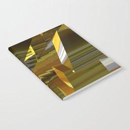 Shattered Shards Notebook