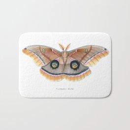 Polyphemus Moth Bath Mat