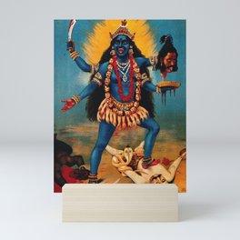 Kali - Hindu Mini Art Print