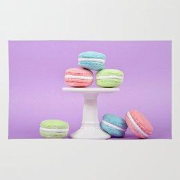 Macaron Sweet Treats Rug