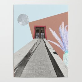 Collage Val paraiso Poster
