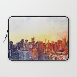Sunshine in NYC Laptop Sleeve