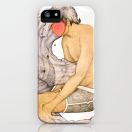 """""""Living Water"""" iPhone Case"""
