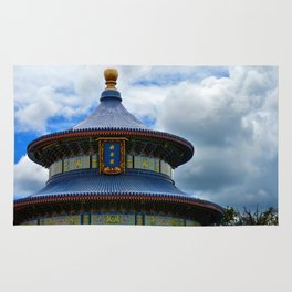 Temple of Heaven, Beijing Rug