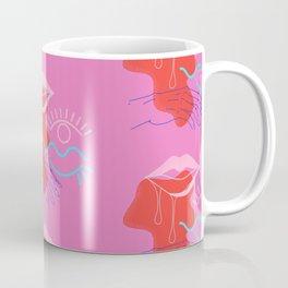 Figure Study 1 Pattern Coffee Mug