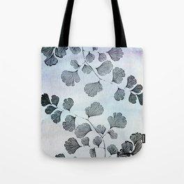 vintage floral pattern in pastel colors Tote Bag