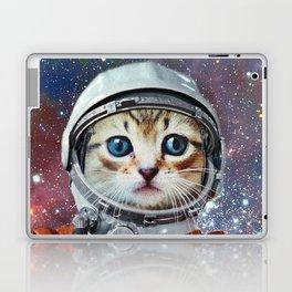 Astronaut Cat #4 Laptop & iPad Skin