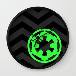 Deathtrooper, Rogue One, Imperial Cog on Chevrons Wall Clock