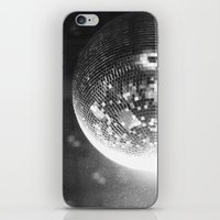 disco iPhone & iPod Skins featuring Disco by ....