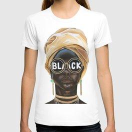 Black Woman T-shirt
