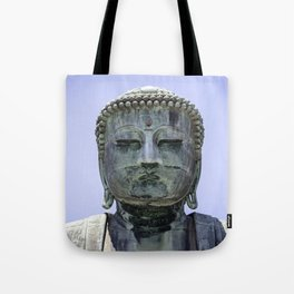 The Great Buddha of Kamakura Tote Bag